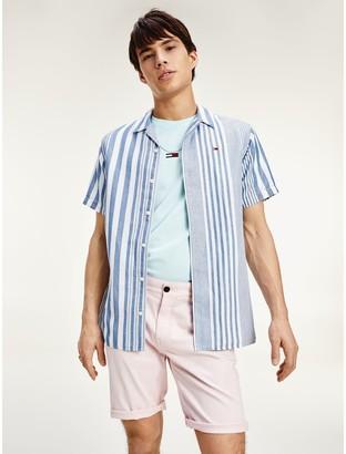 Tommy Hilfiger Linen Cotton Camp Shirt
