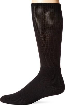 Thorlo Moderate Padded Work Ankle Sock Black M