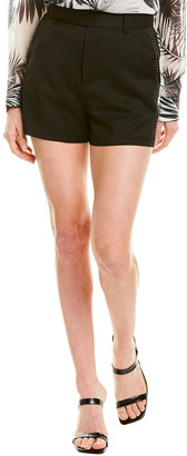 Equipment Jeannine Wool Short