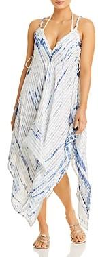 Surf.Gypsy Asymmetric Dress Cover Up