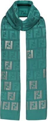 Fendi FF monogram scarf