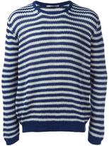 Ermanno Scervino striped jumper - men - Cotton - 46