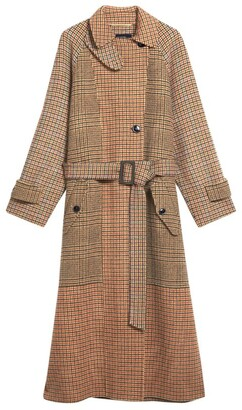 Max Mara Virgin Wool Foggia Coat