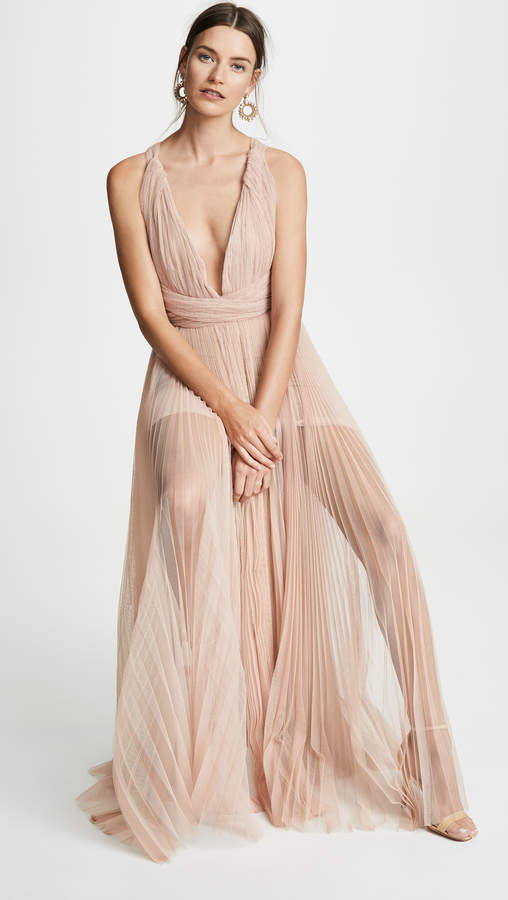 5eea9fc5c72 Nude Cocktail Dresses - ShopStyle