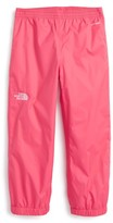 The North Face Toddler Girl's Tailout Waterproof Pants