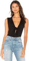 Stillwater Mai Tai Bodysuit in Black. - size L (also in )