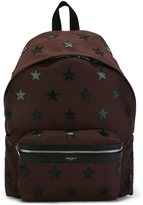 Saint Laurent 'City' backpack - men - Polyamide/Leather - One Size