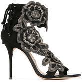 Sophia Webster 'Winona' sandals - women - Leather/Suede - 37