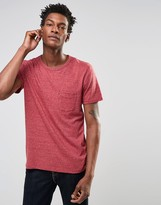 Levis Levi's Sunset 1 Pocket T-shirt Red Marl