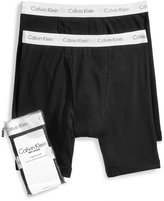 Calvin Klein Men's Big and Tall Classic 2-Pack Boxer Briefs