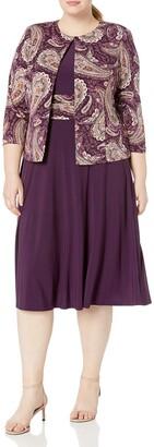 Jessica Howard Women's Size Jacket Dress