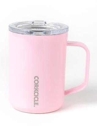 Rosegold Corkcicle.® CORKCICLE. Coffee Mug in Rose Quartz - Rose/Gold