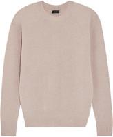 Joseph Button-detailed Cashmere Sweater - Antique rose