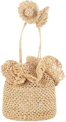 Flora Bella Charm Wristlet Bag