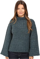 See by Chloe Chine Turtleneck Sweater Women's Sweater