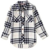 Joules Little Girls 3-6 Plaid Button-Down Shirt