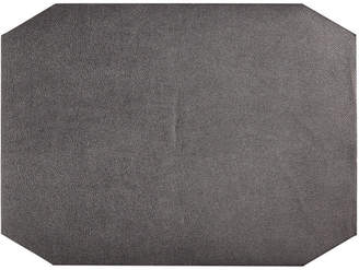 Hotel Collection Faux Leather Placemat, Created for Macy's