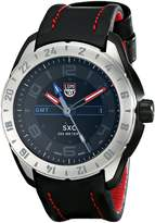Luminox Men's 5127 SXC PC Carbon GMT Analog Display Quartz Watch
