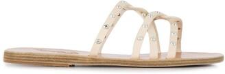 Ancient Greek Sandals Revekka riveted sandals