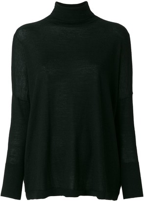N.Peal Superfine Oversize Jumper