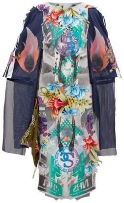 Noki - X Jenny King Embroidery Street Couture Dress - Multi