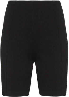 Ninety Percent Zipped Bicycle Shorts