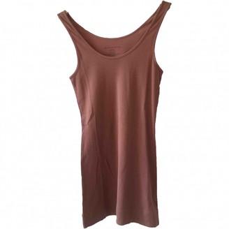 Dries Van Noten Pink Cotton Top for Women Vintage