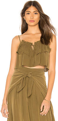Milly Tammy Crop Top