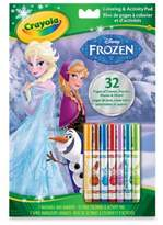 "Crayola Disney® ""Frozen"" Color & Activity Book"