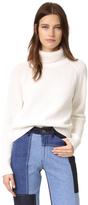AGAIN Daphne Turtleneck Sweater