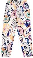 Molo Stones Printed Viscose Drill Pants