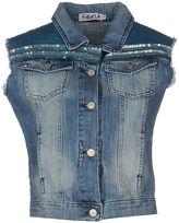FOLLOW US Denim outerwear