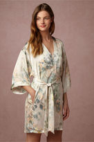 BHLDN Whispering Blooms Robe