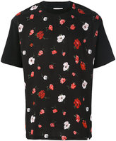 McQ by Alexander McQueen floral T-shirt - men - Cotton/Viscose - S