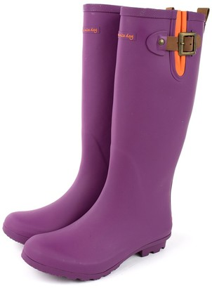 GIOSEPPO Women's Bolton Tall Rain Boot