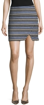 BCBGeneration Women's Printed Mini Skirt