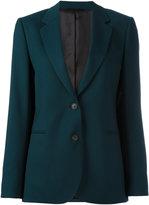 Paul Smith button blazer - women - Cupro/Wool - 48