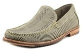 Tommy Bahama Felton Round Toe Leather Loafer.
