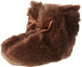 Robeez Shiloh Infant US 0-6 Months Brown Bootie