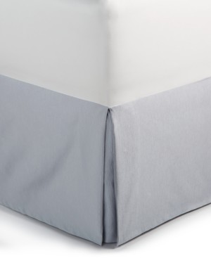 Hotel Collection Dimensional California King Bedskirt, Created for Macy's Bedding