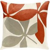 Judy Ross Textiles Fauna Cream/Coral/Oyster Pillow