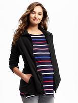 Old Navy Maternity Micro-Performance Fleece Jacket