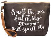 Riah Fashion Smell The Sea Bag
