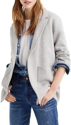 J.Crew New Lightweight Sweater Blazer
