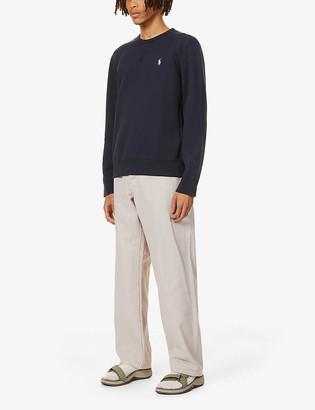 Polo Ralph Lauren Double knit cotton-jersey jumper