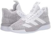 adidas Pro Next 2019 (Footwear White/Grey Two/Core Black) Men's Basketball Shoes