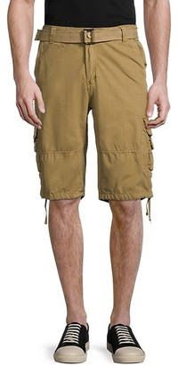 X-Ray Belted Cargo Shorts