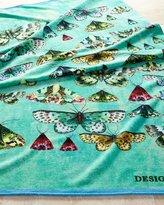 Designers Guild Issoria Jade Beach Towel