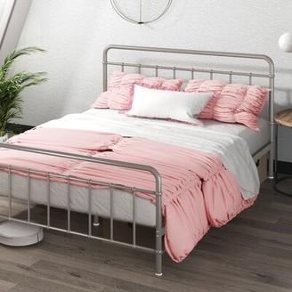 Latitude Run Cusack Metal Platform Bed Size: Full