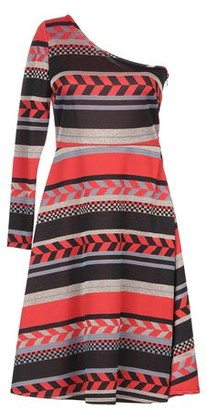Traffic People Knee-length dress